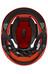 Giro Quarter Kask czerwony